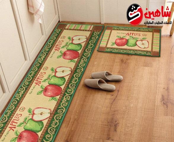 فرش أرضية المطبخ بالصور
